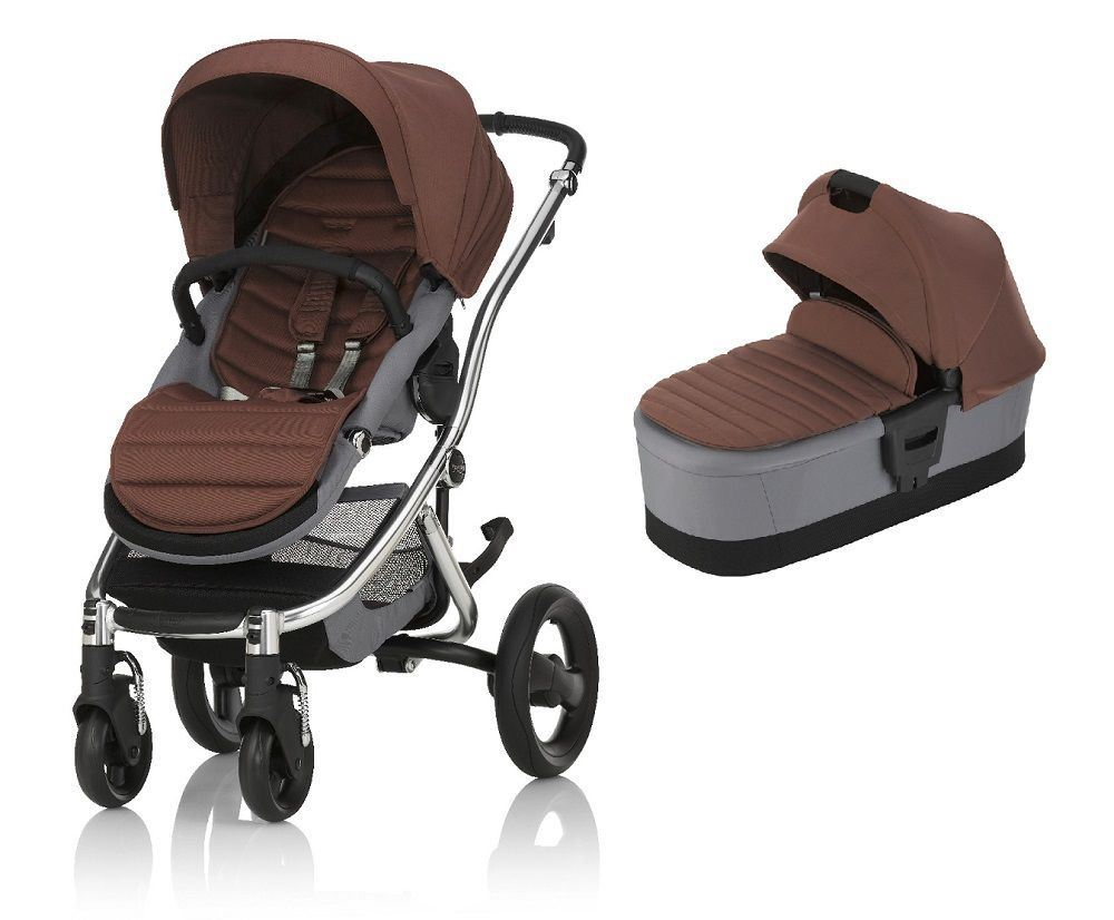 Duo Affinity 2 Chasis chrome 2017 de Britax