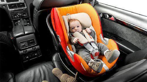 Portabebés Grupo 0+ para tu bebé