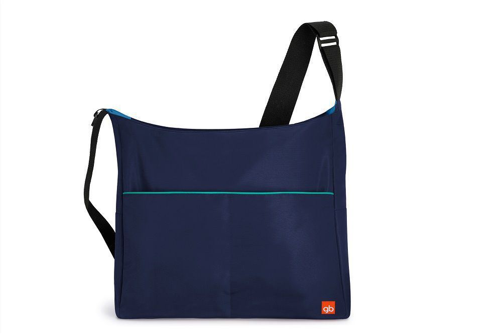Bolso cambiador GB  Sea port blue