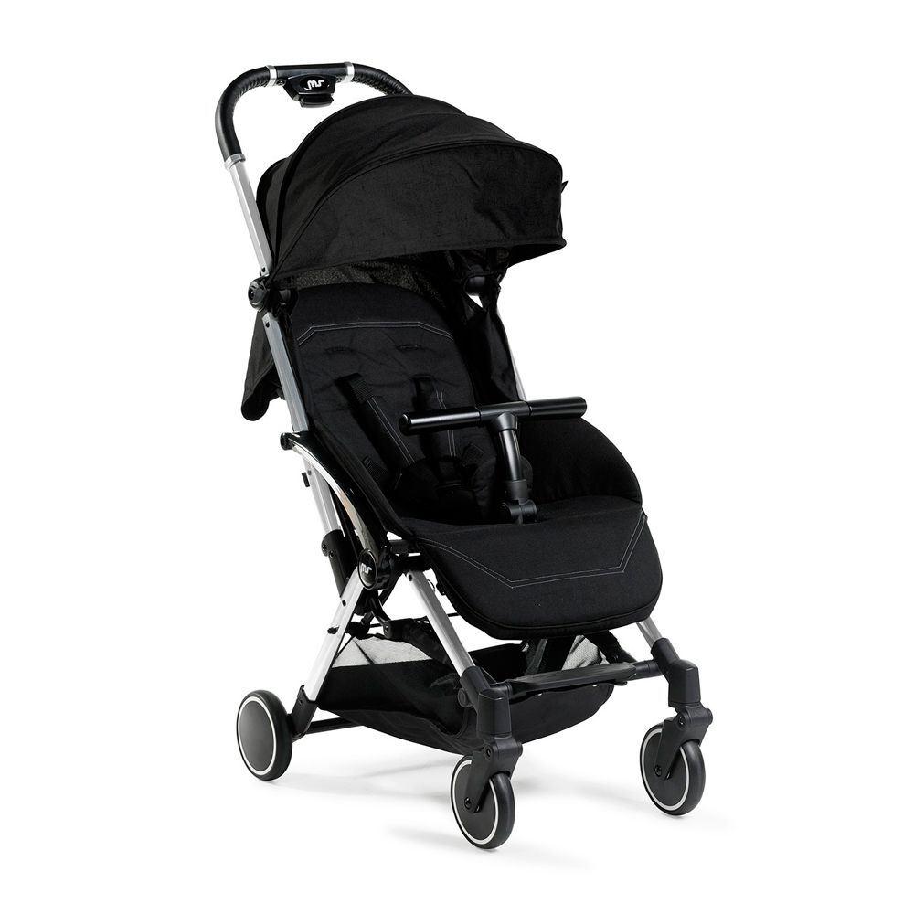 silla de paseo Amber negra