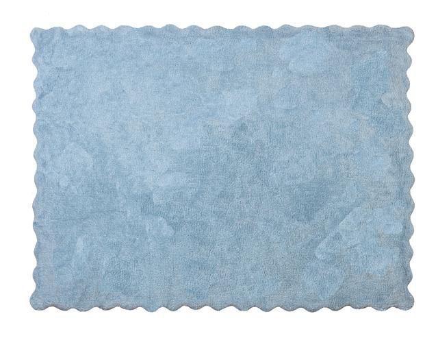 Alfombra lisa 100 algodon lavables en lavadoras for Alfombras lisas online