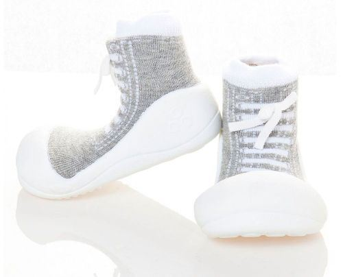Zapatos Attipas Sneakers Grises