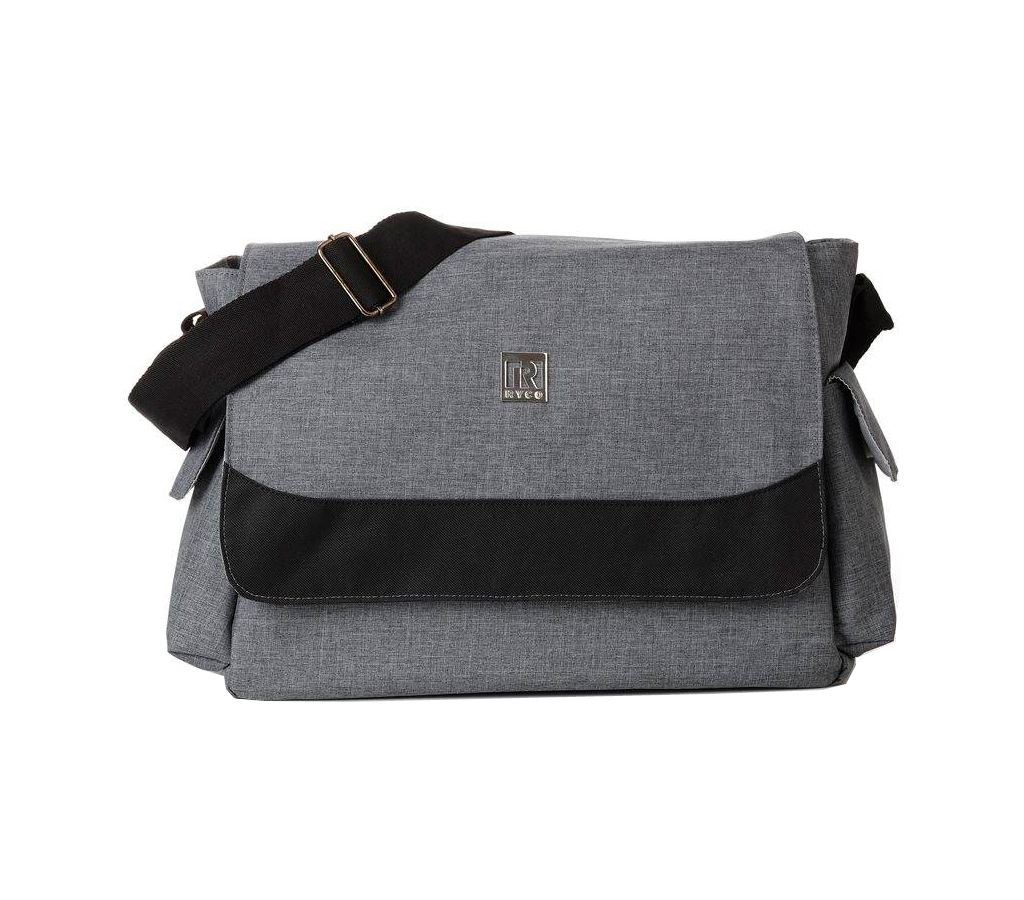 Bolso Vogue Grey messenger Ryco