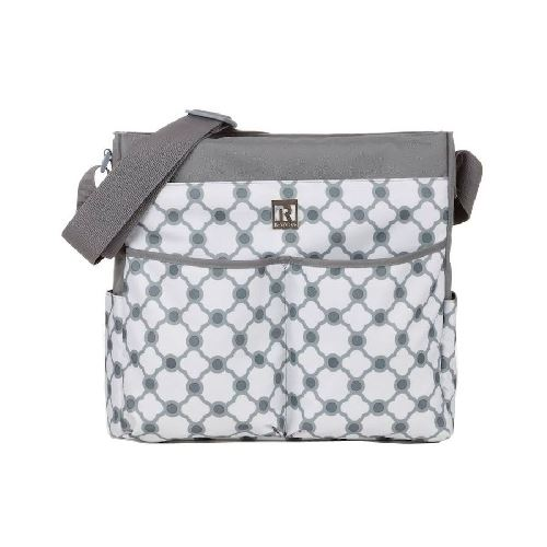 Bolso Harper Lattice Grey Ryco