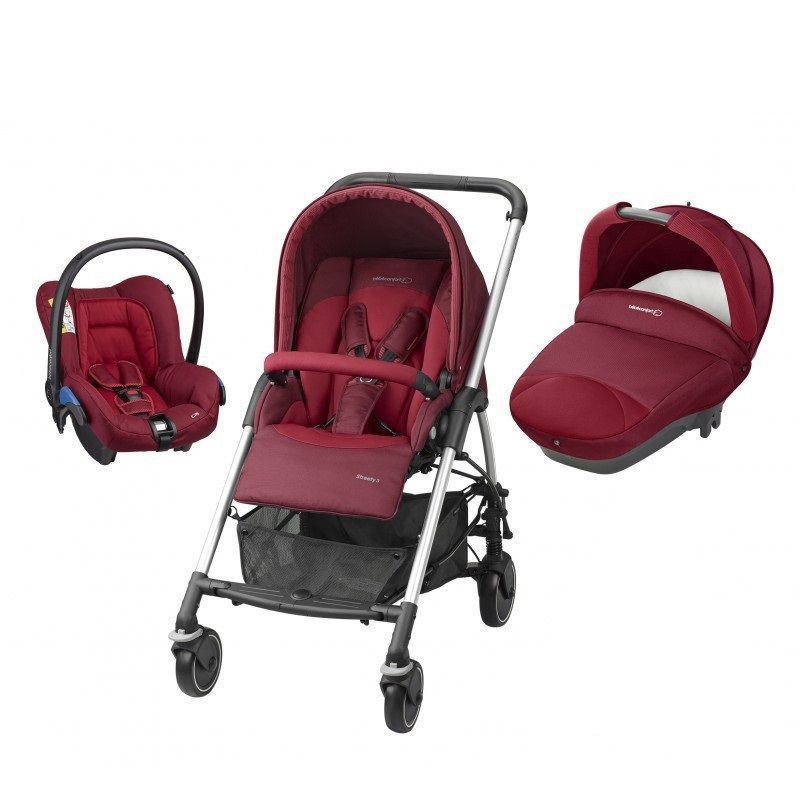 Pack Streety Next de Bebe confort