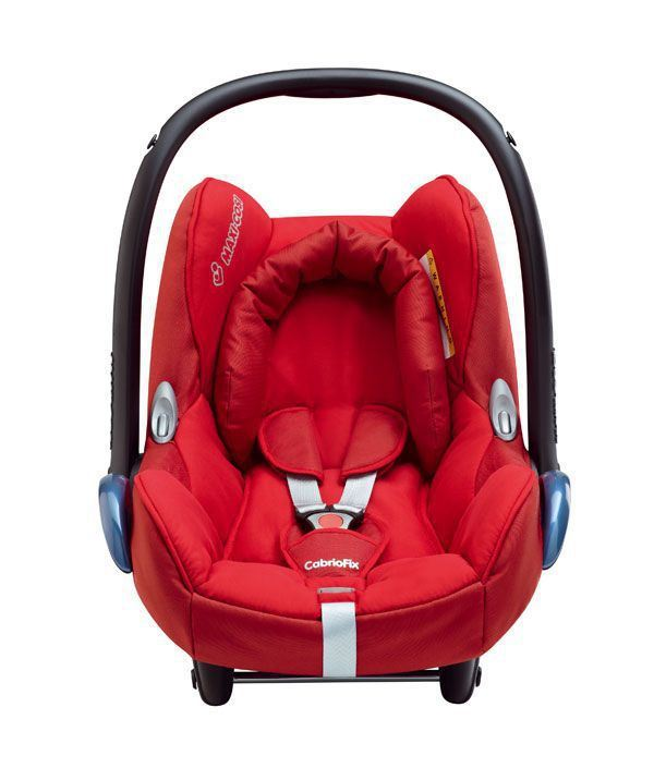 Maxi cosi cabriofix Intense Red