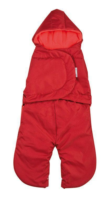 Saco silla Footmuff Lifestyle Red