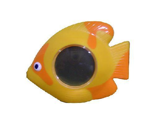 Termometro baño bebe digital pez