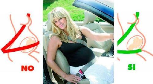 Cinturones para Embarazadas