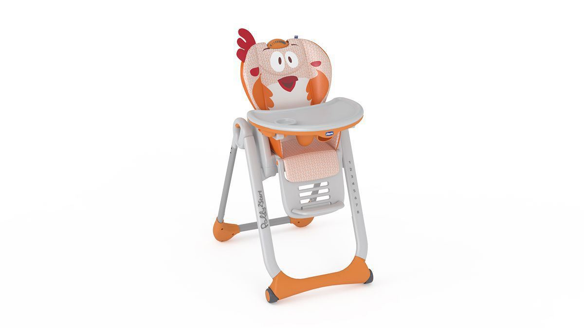 Trona polly 2 Start Chicco Fancy Chicken