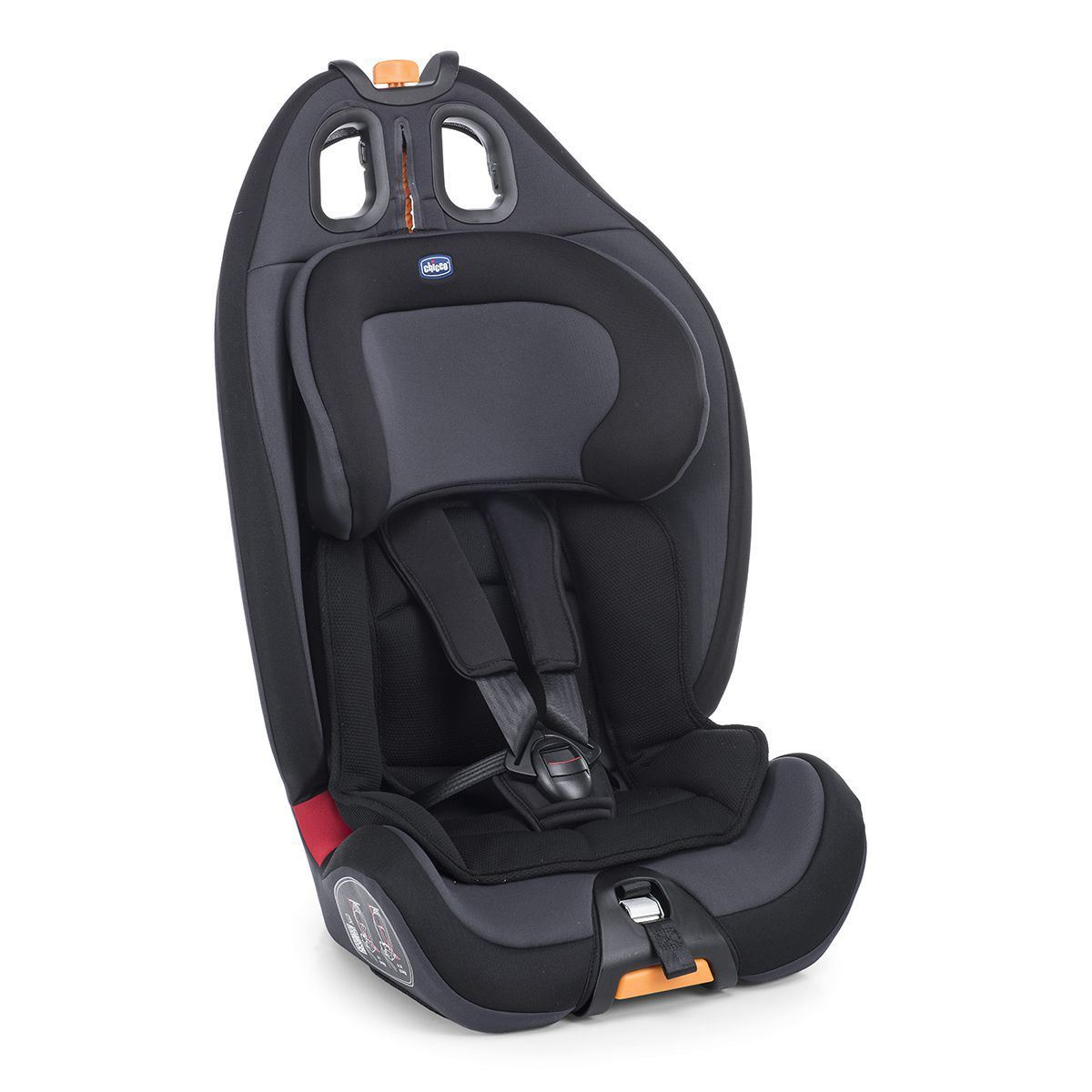 Silla de auto Gro-up123 Chicco Black night