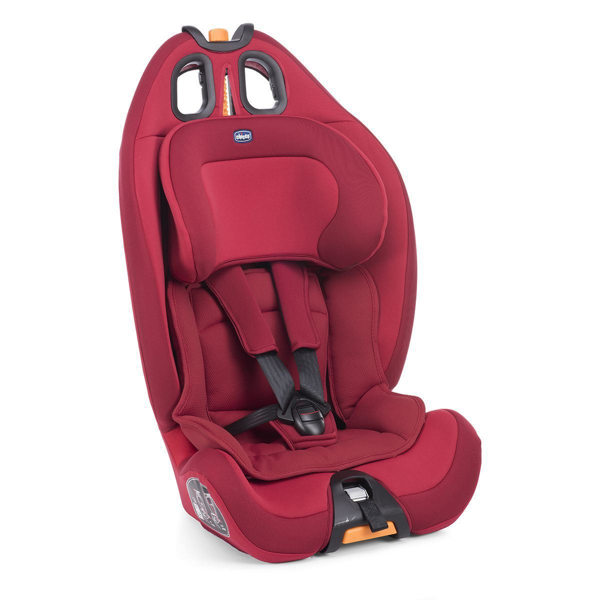 Silla de auto Gro-up123 Chicco Red passion