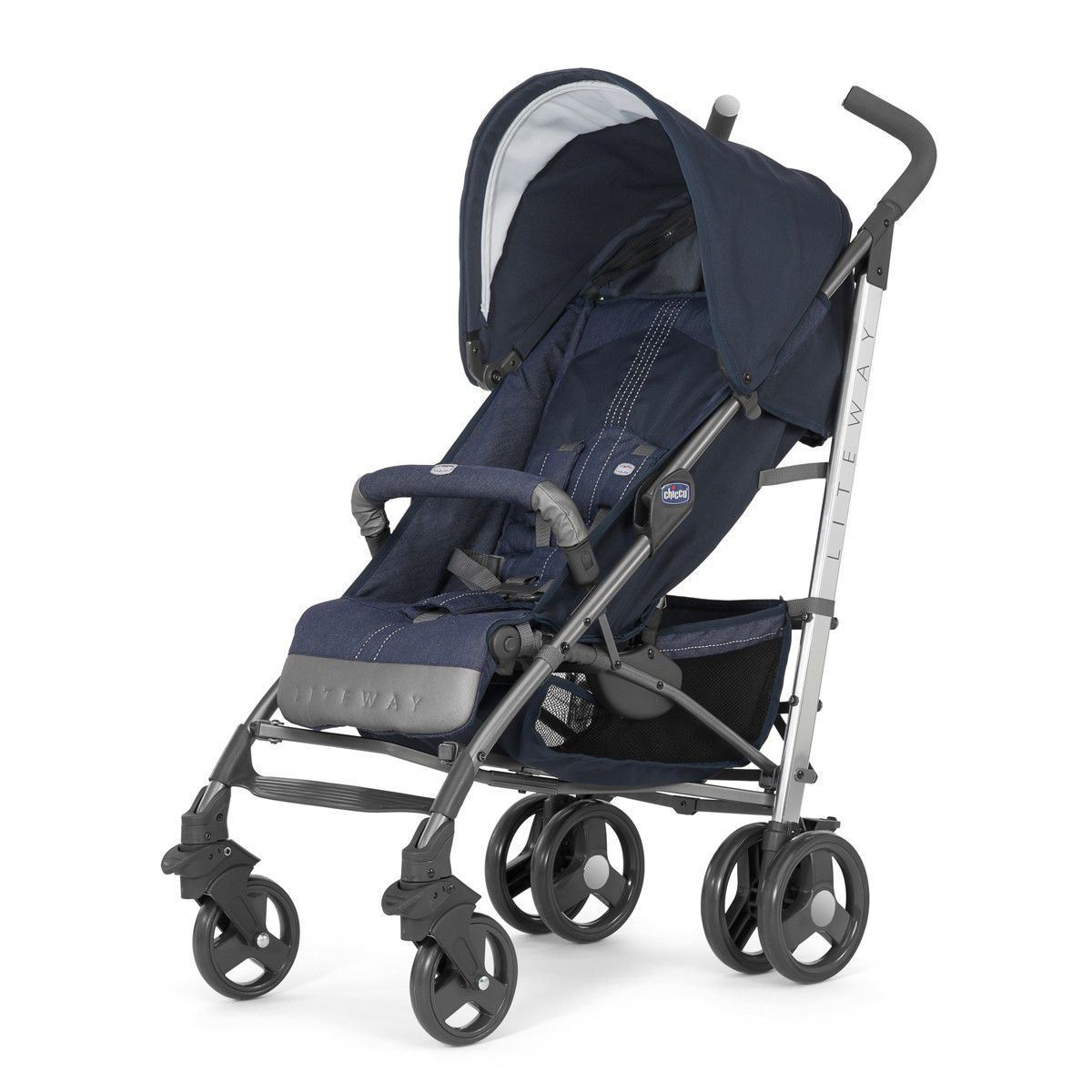 Silla de paseo Lite Way Legend Edition Especial Chicco