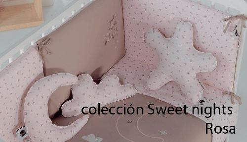 Coleccion Sweet nights Rosa