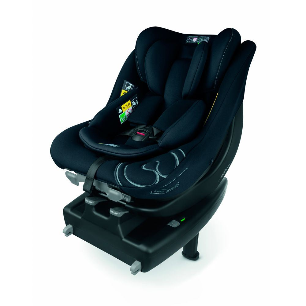 Silla de auto Ultimax I-Size Cosmic Black