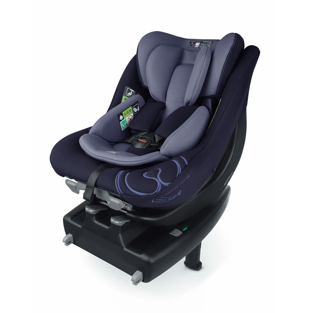 Silla de auto Ultimax I-Size Deep Water Blue