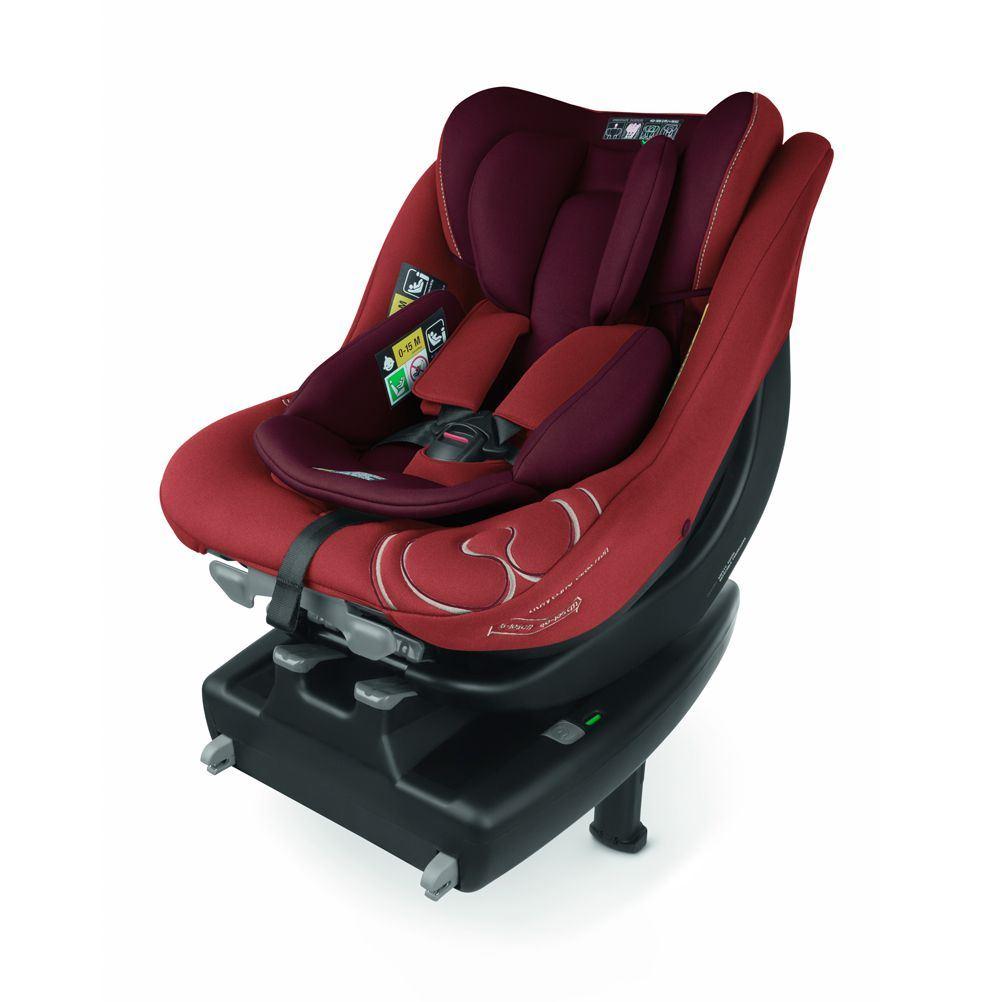 Silla de auto Ultimax I-Size Flaming Red