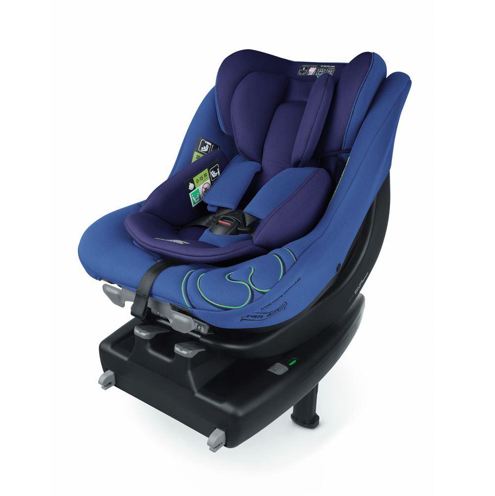 Silla de auto Ultimax I-Size Snorkel Blue