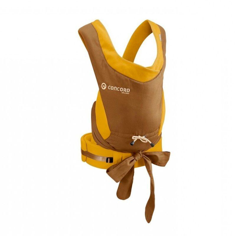 Mochila de Porteo Wallabee  Sweet Curry de Concord
