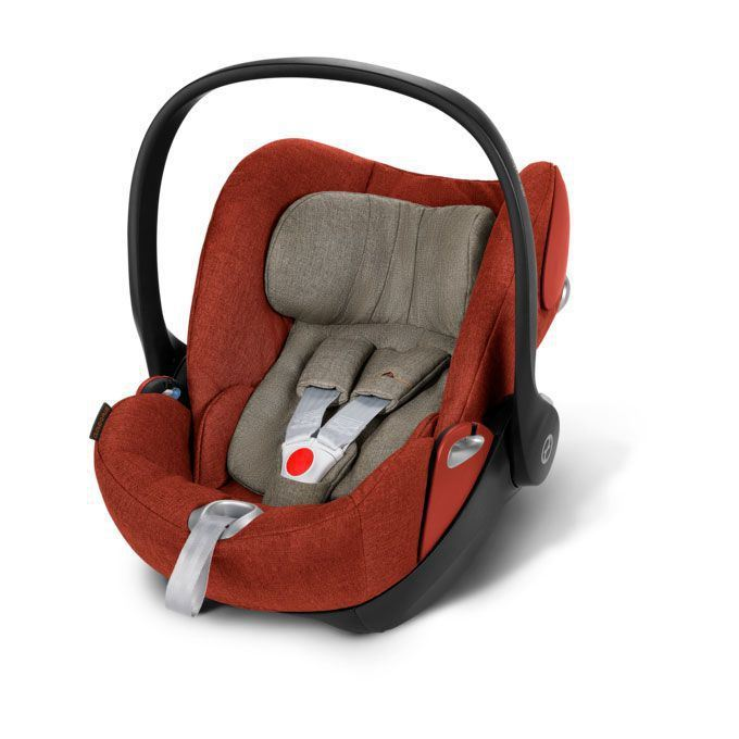 Silla de auto Cloud Q Plus Cybex