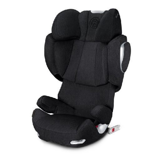 Silla de auto Solution Q3-Fix Plus Cybex