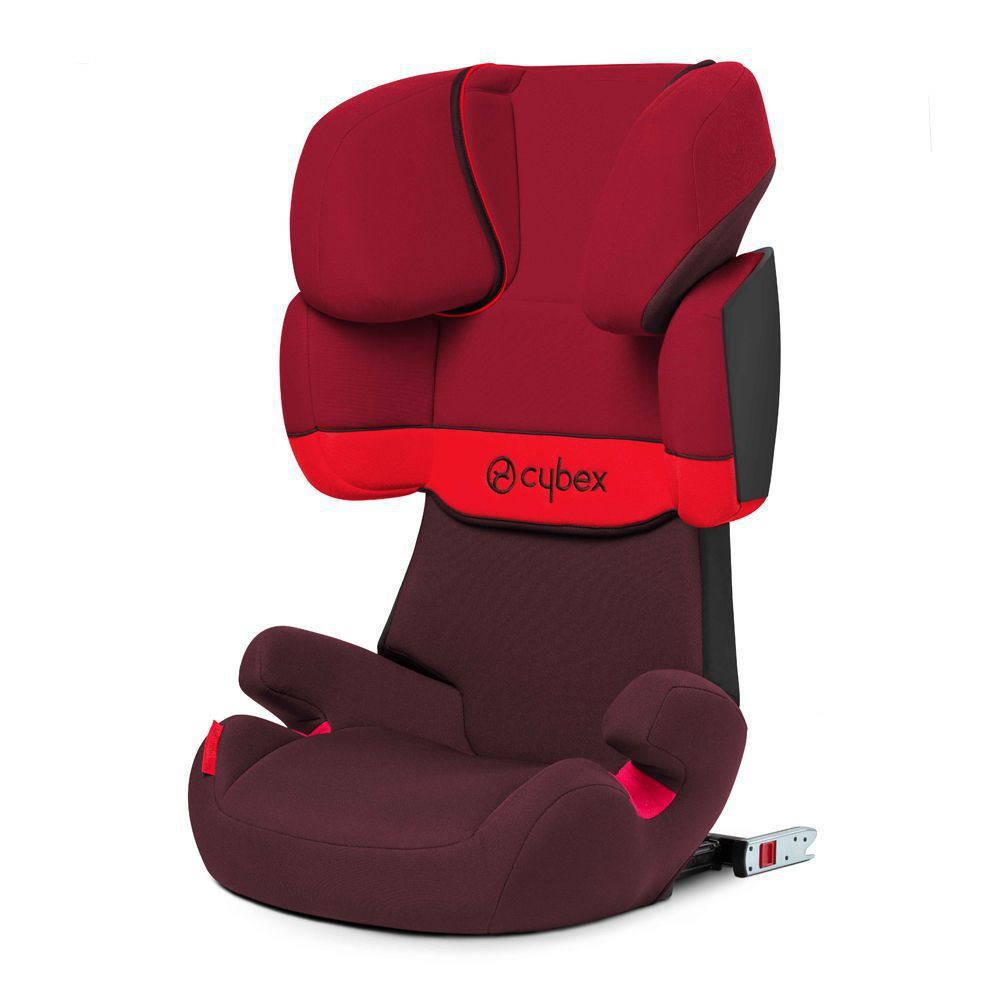 Silla de auto Solution X fix Cybex
