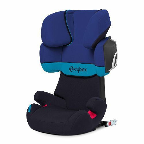Silla de auto SOLUTION X2 FIX Cybex