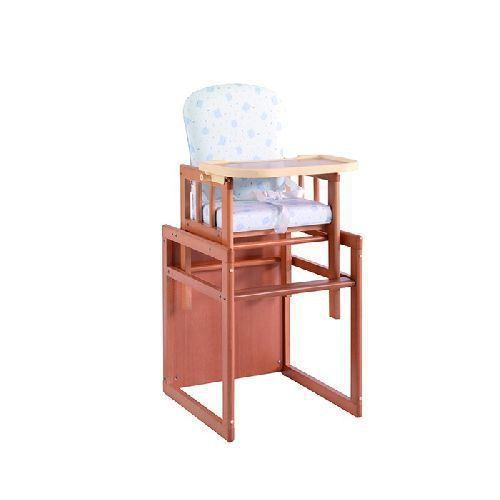 Trona Miel convertible en mesa y silla Micuna