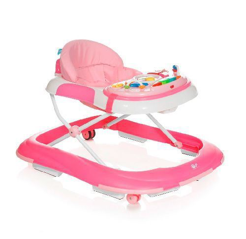 Andador Gama Basic Plus Rabbit Rosa de MS