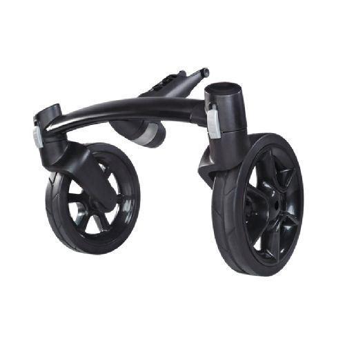 Bloque de ruedas delanteras 2016 de Quinny