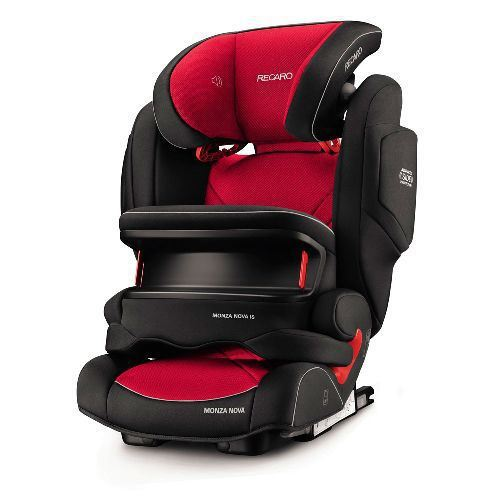 Monza nova IS seatfix de Recaro