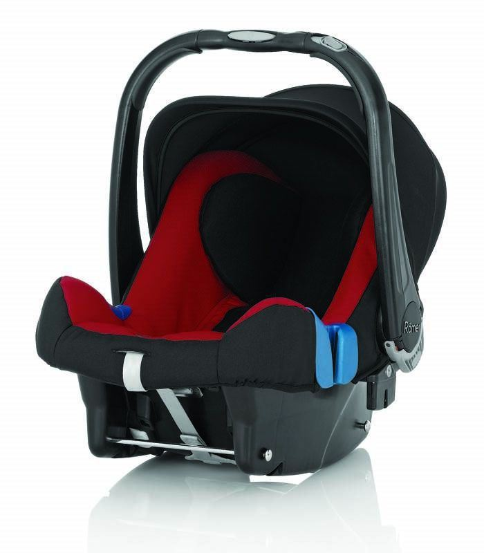 Baby Safe plus Chilli Pepper de  Britax Römer