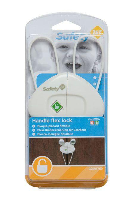 bloqueador de tiradores de armarios flexibles