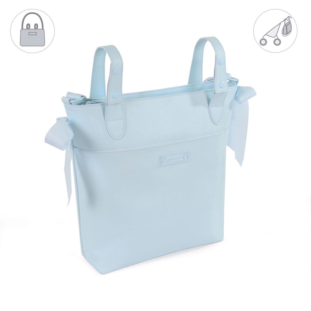 Bolsa Panera Essentials Azul