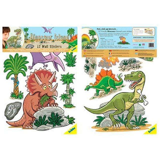 pegatina decorativa Dinosaurios