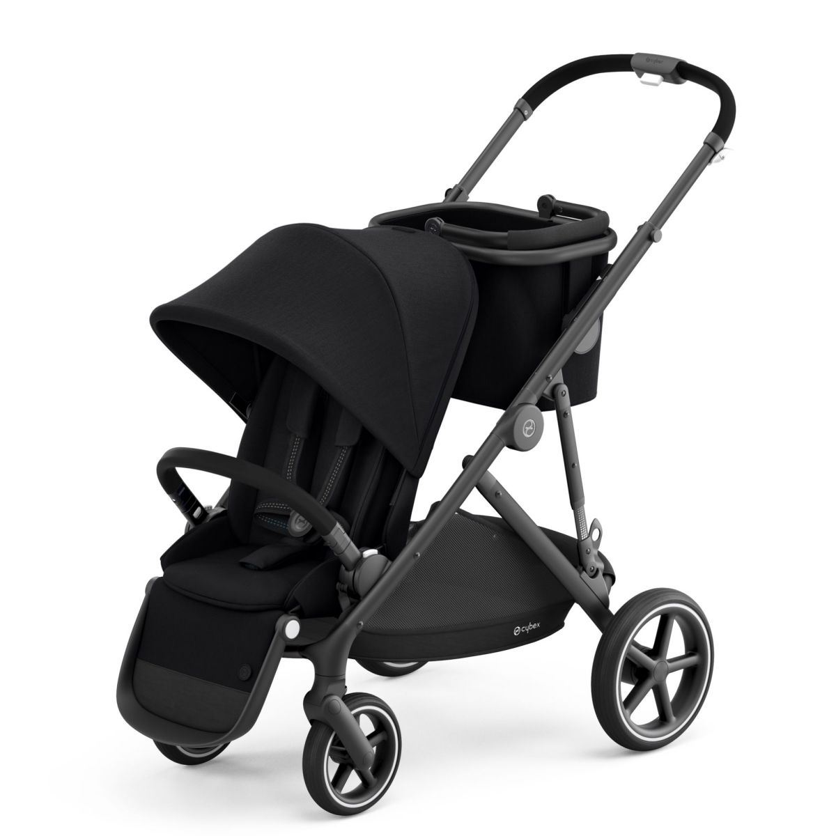 Cybex Gazelle S Black Frame Deep Black