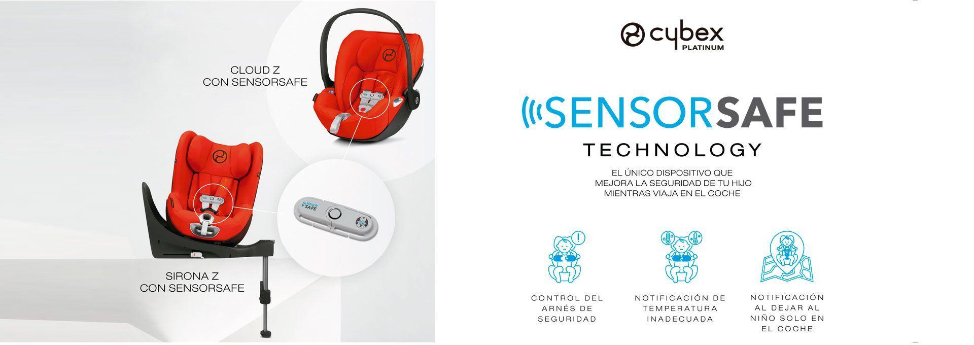 sensor safe de cybex