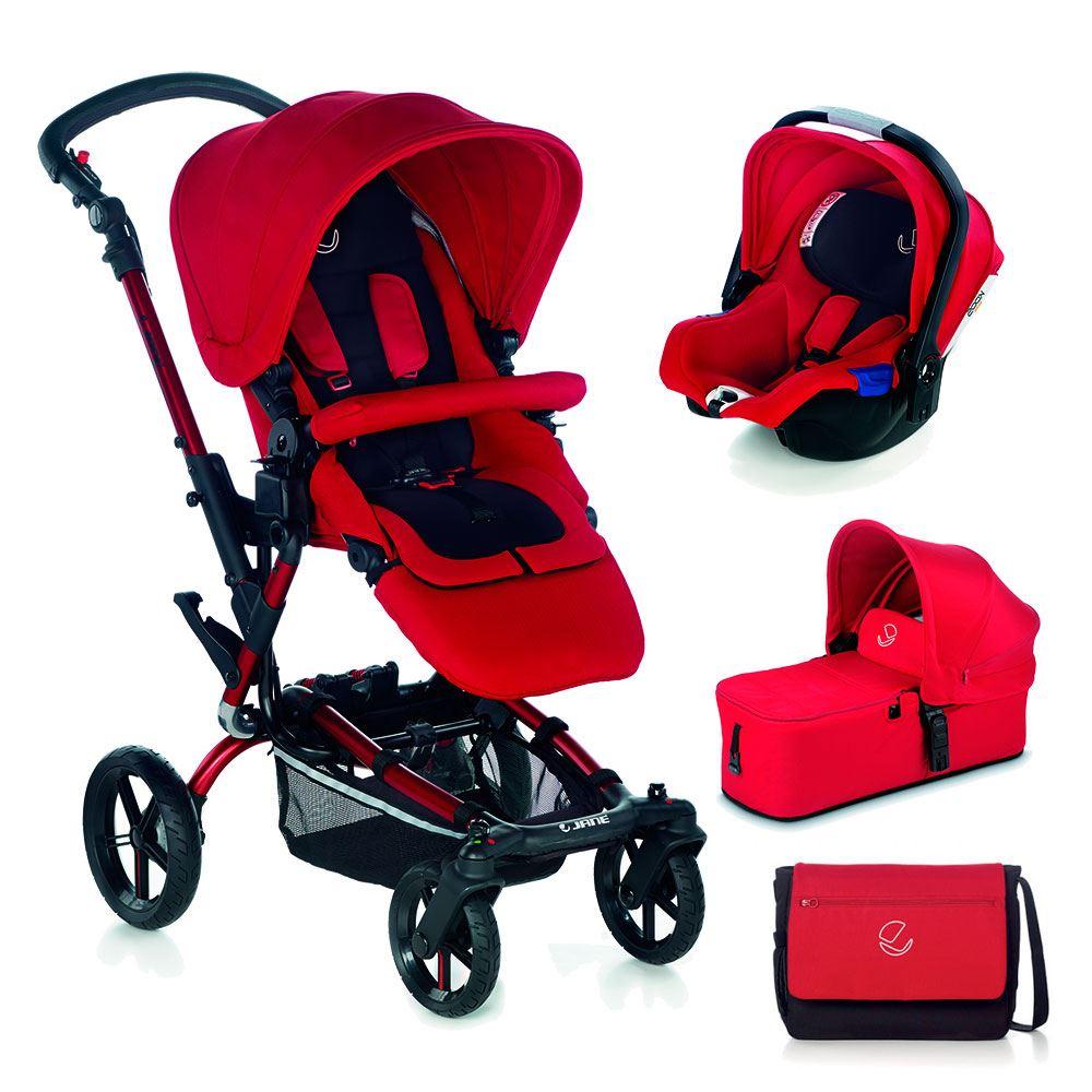 Trío Jane Epic Koos I-Size Micro Red