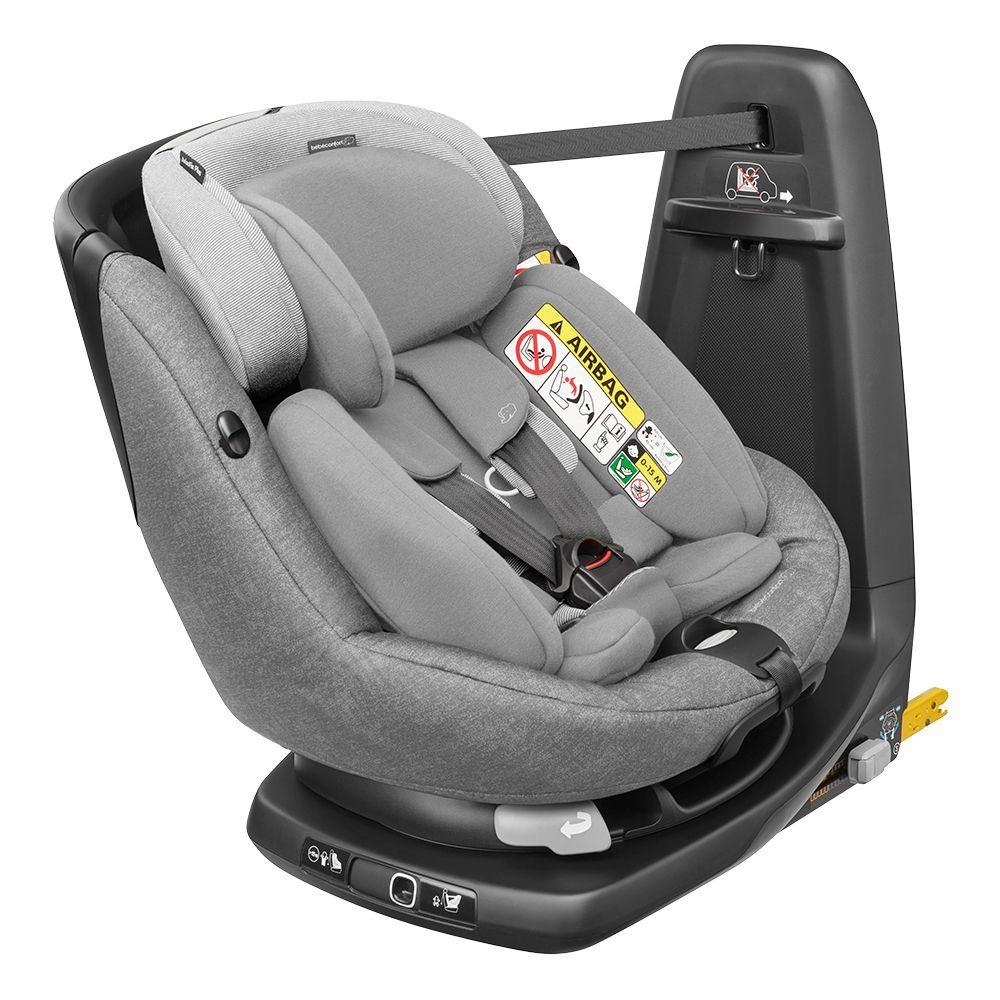 Silla de auto AxissFix Plus Nomad Grey