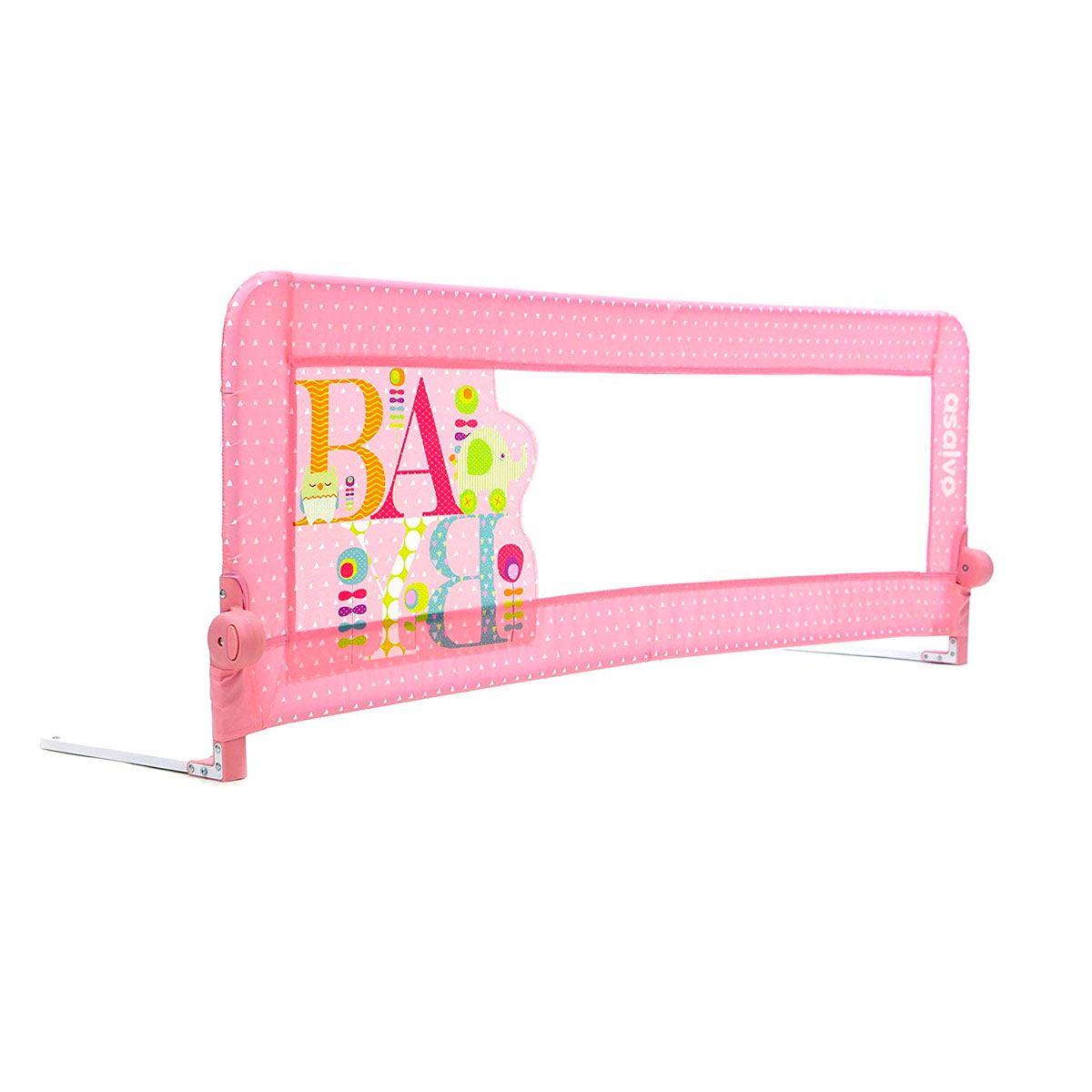 Barrera de Cama 2 en 1 Baby rosa de Asalvo