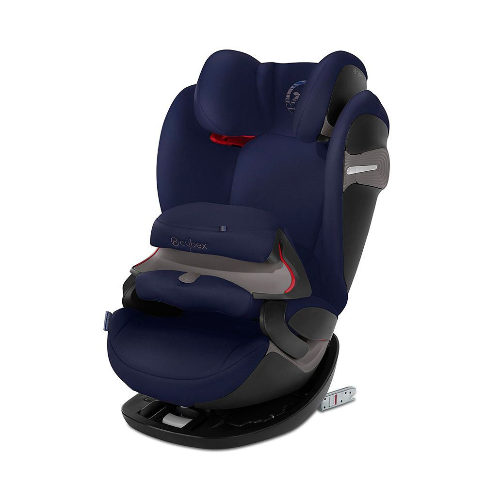 Silla de Auto Pallas S-Fix Denim Blue