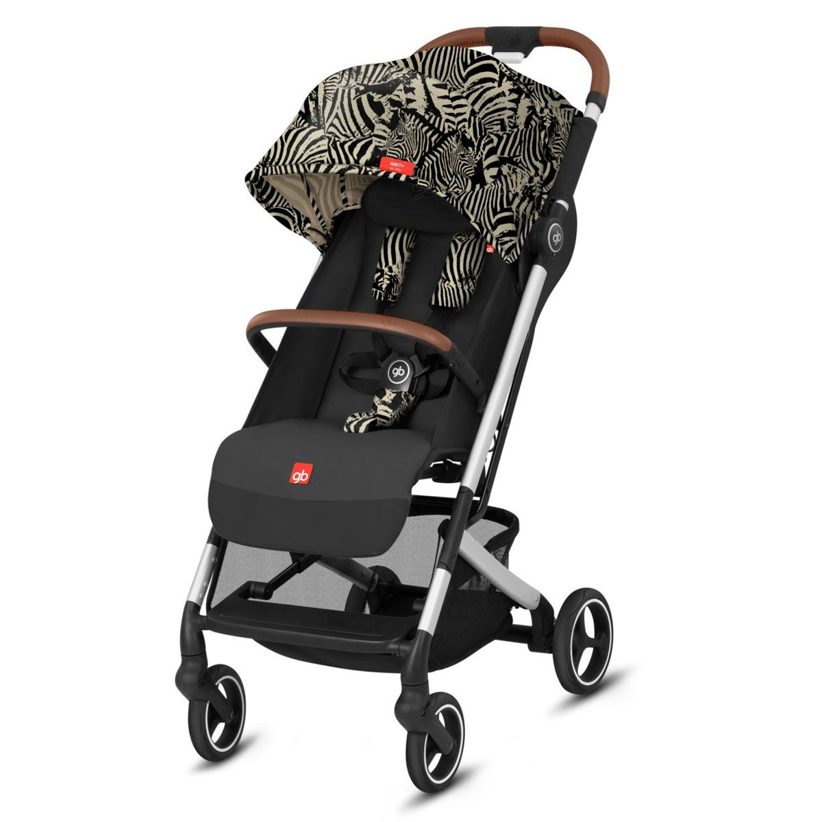 Silla de paseo Qbit plus all city Fashion Edition