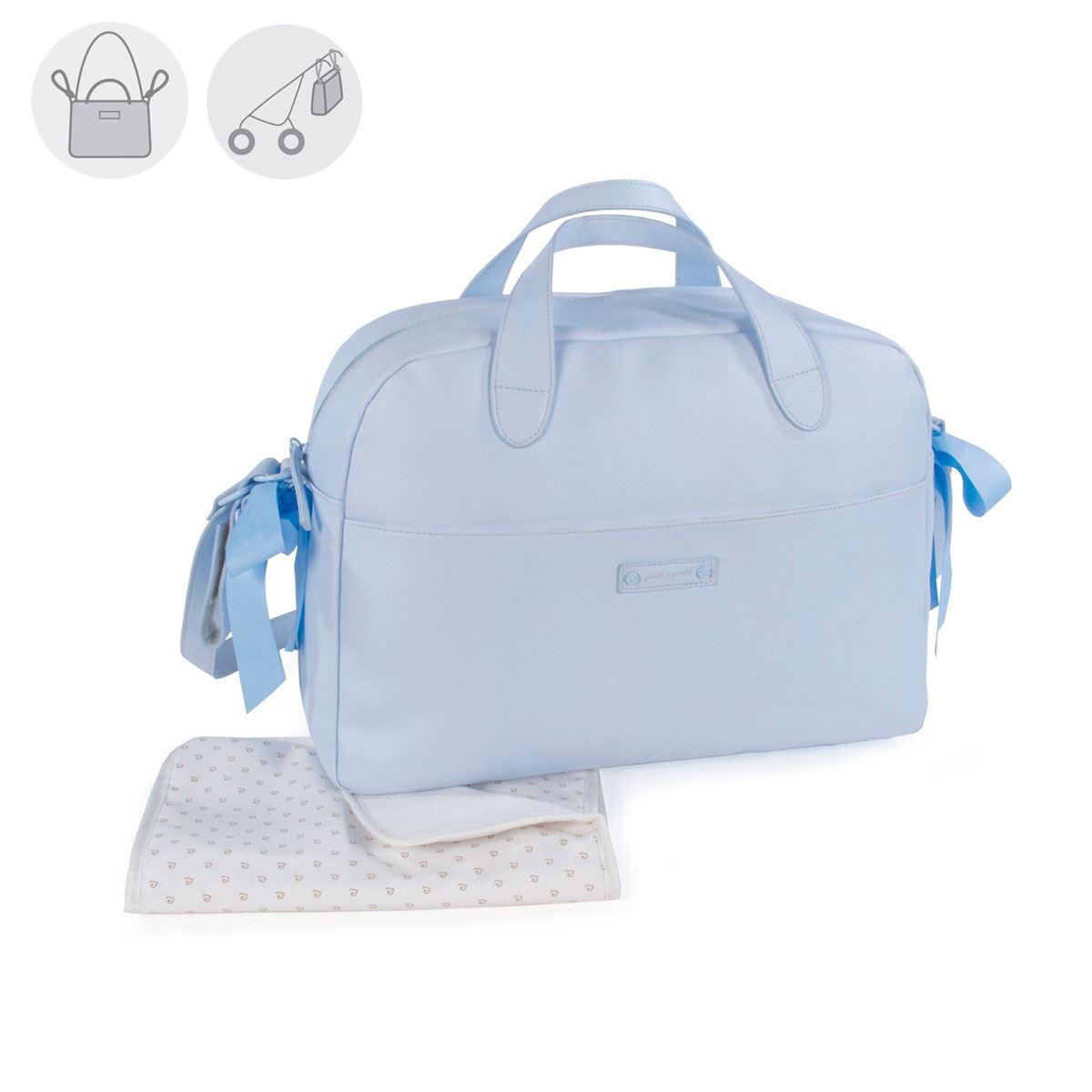 Bolsa Canastilla Essentials Azul