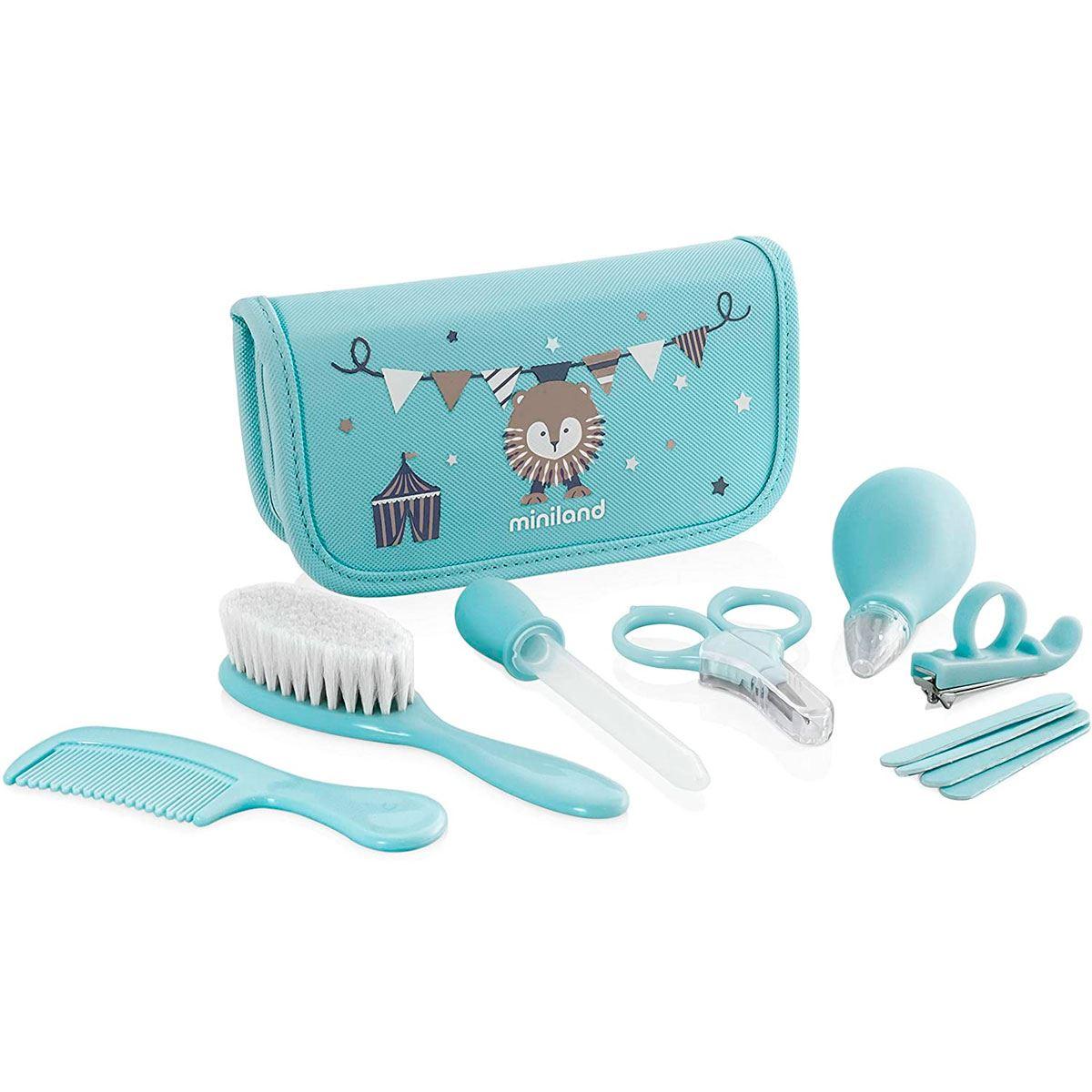 Neceser de Higiene de Miniland Azul