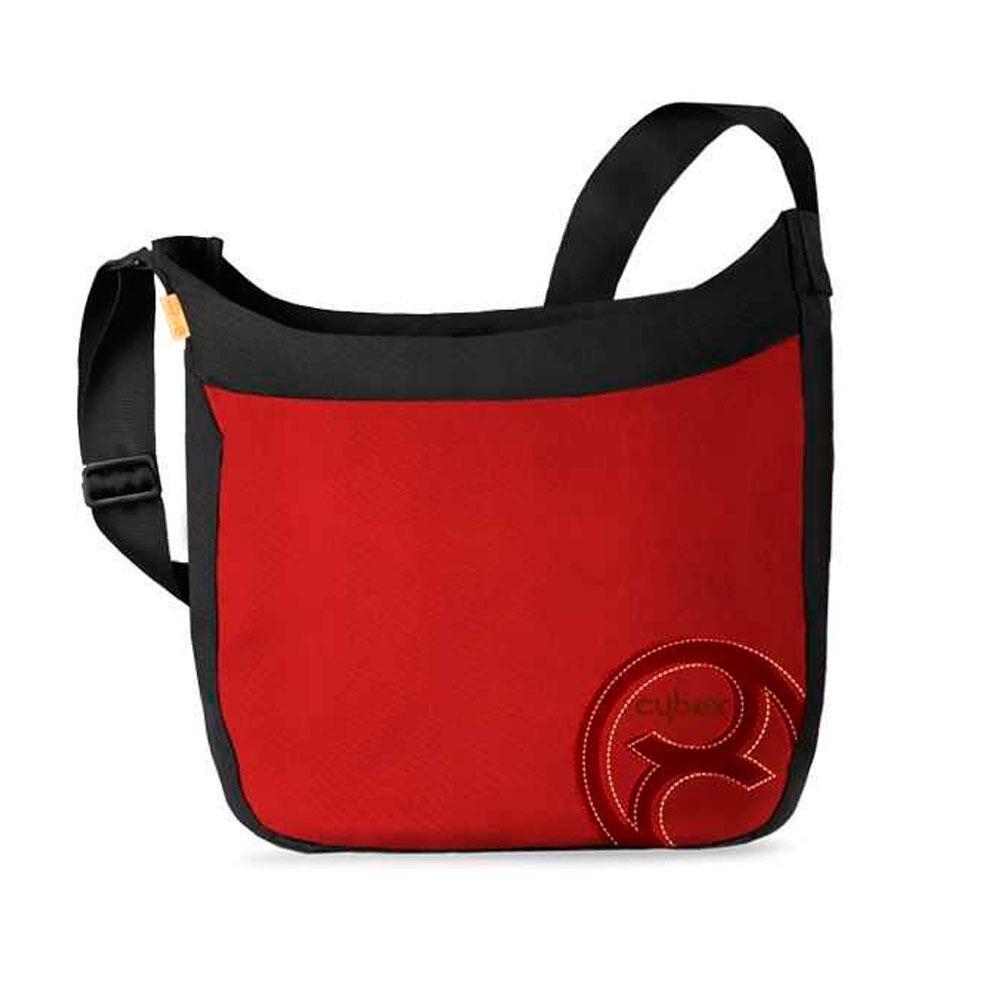 Bolso cambiador Cybex red
