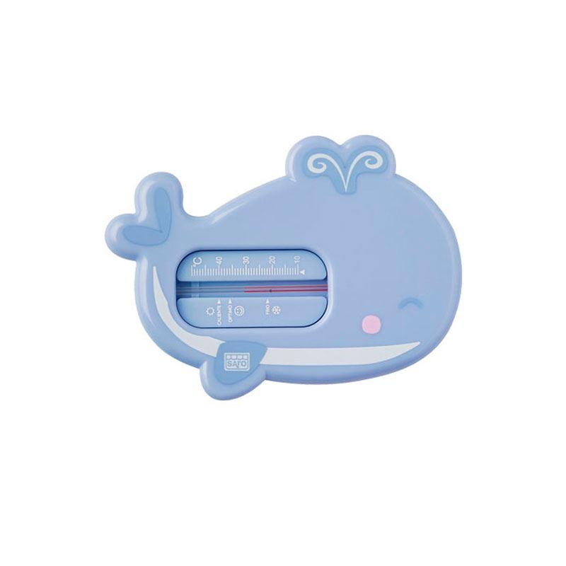Termometro de Baño Snorkels Ballena Azul
