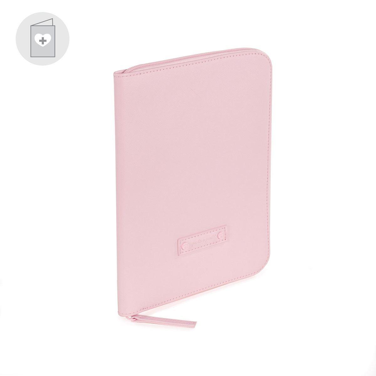 Libro Nacimiento Essentials Rosa