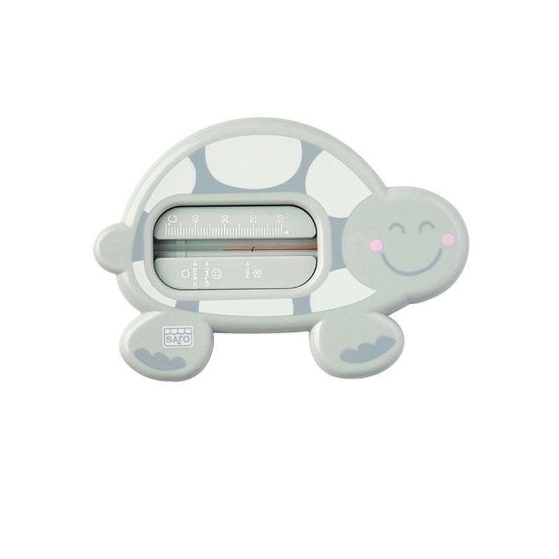 Termometro de Baño Snorkels Tortuga Gris