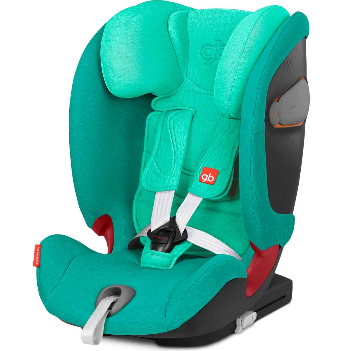 Silla de coche GB Everna fix Lagune blue