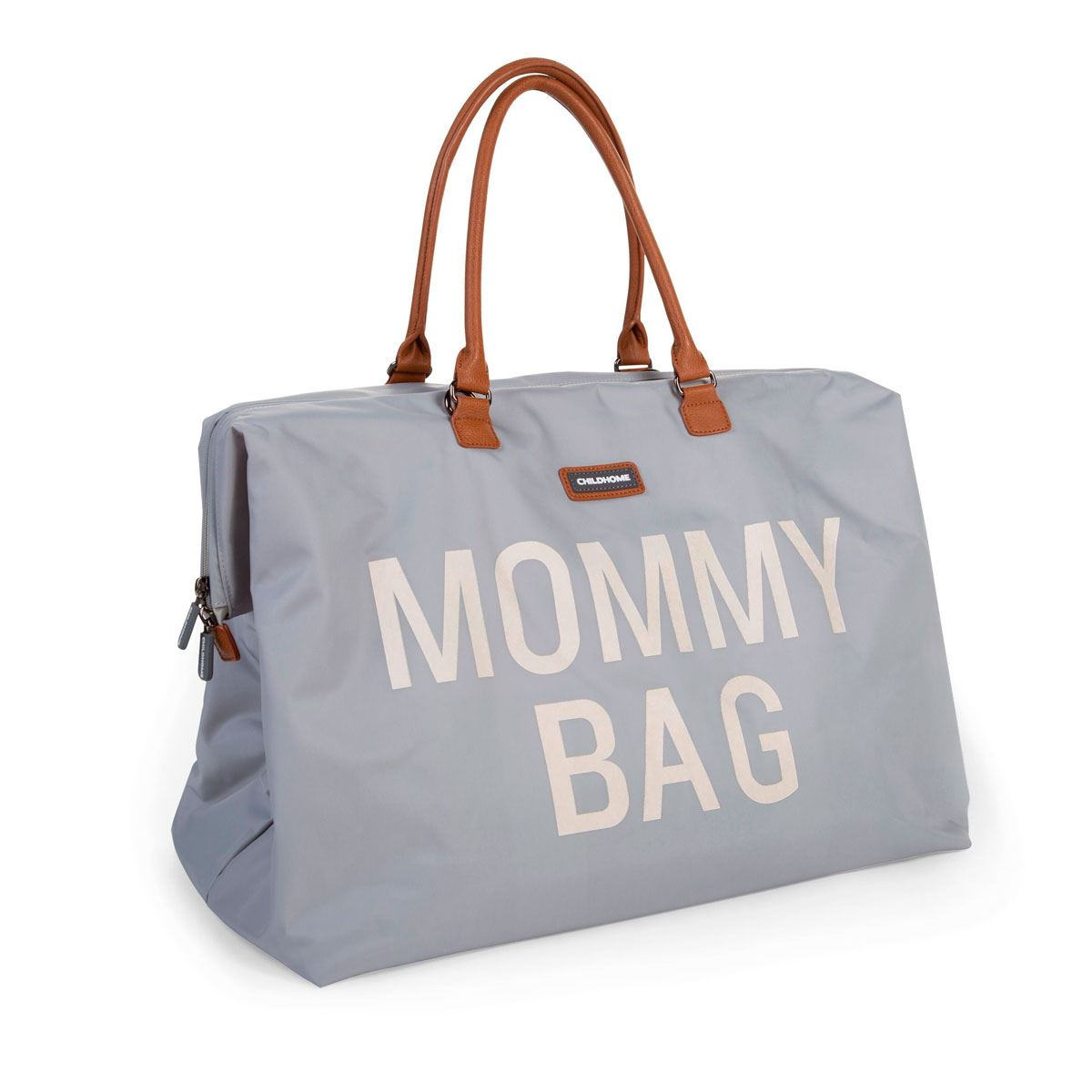 Bolso Mommy Bag Gris